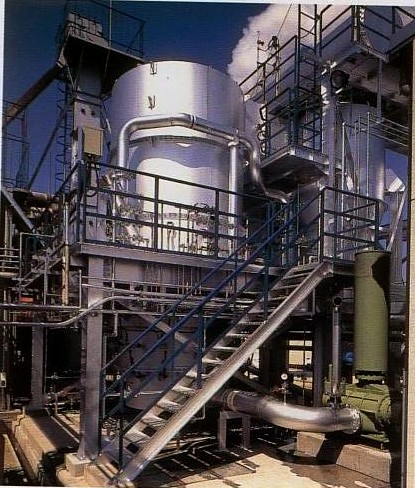 Fluidized-bed Incineration System